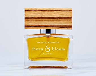 ORANGE BLOSSOM natural perfume