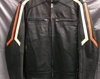 6059.16 MENS LEATHER JACKET