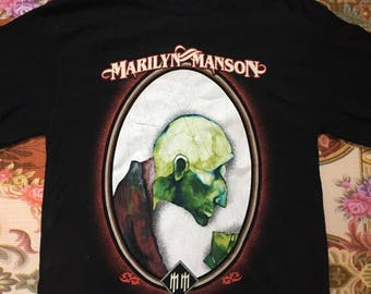 Marilyn Manson The Golden Of Grotesque T-Shirt