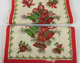 Parisian Prints Linen Tea Towels Christmas Dish Towel Parisian Prints Christmas