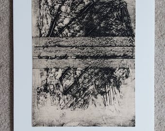 Untitled Collograph