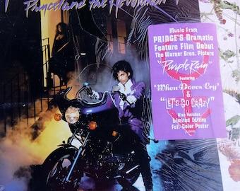 Purple Rain Prince and the Revolution Album