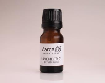 LAVENDER 01 Diffuser Blend, Essential Oil Diffuser Blends, Essential Oil Diffuser, Aromatherapy, Essential Oils, Lavender Oil, Ylang Ylang
