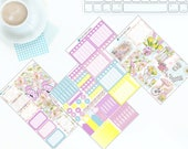Spring Has Sprung - Weekly Kit Stickers for Erin Condren Vertical LifePlanner