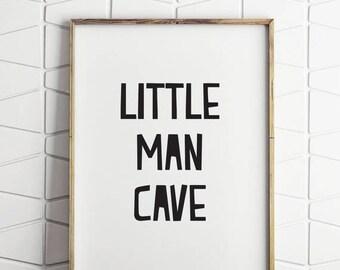 70% OFF SALE boys room wall decor, boys printable decor, little man cave wall decor, little man cave room decor, little man cave printable