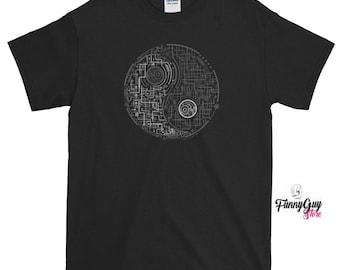 Electric Ying Yang T-shirt