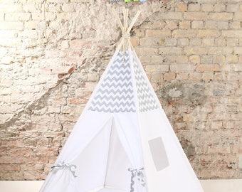 Kids teepee Tent Wigwam, Teepee, tent teepee Iindien, aztec