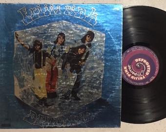 Frijid Pink : Defrosted (Vinyl LP)