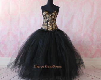Evening dress, tutu dress