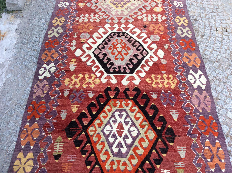 rose c area il fullxfull rug handmade vintage turkish wool bohemian rugs