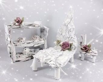 Fairy furniture | Etsy