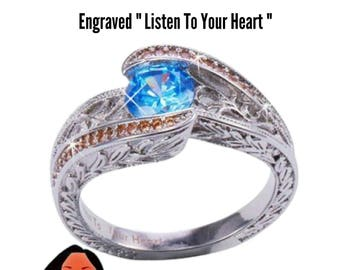 Listen To Your Heart Ring