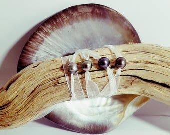 Bracelet iti perles de TAHITI