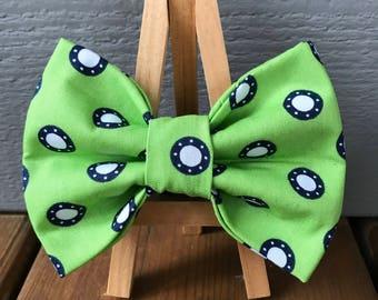 NEW! Porthole Dog Bow Tie