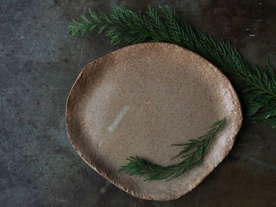 Nutmeg Plate
