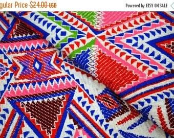 SALE 10% Free Shipping Beautiful Jacquard Fabric by the Yard, Upholstery Cotton Fabric