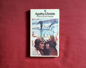 Agatha Christie - Peril At End House (Fontana 1975) - Hercule Poirot