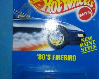 Hot Wheels Pontiac Firebird 1/64 s gauge die cast