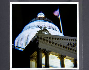 "Fine Art Photography ""Capitol"" Archival Print"