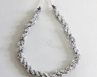 Beaded Guatemalan Necklace