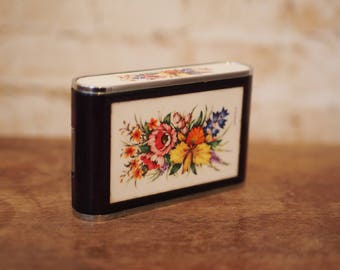 Dandy Mate Powder Case and Cigarette Holder