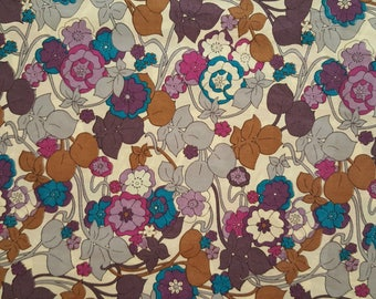 Tana lawn fabric from Liberty of London. Boxford.