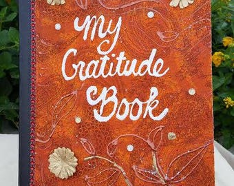My Gratitude Book - Gratitude Journal