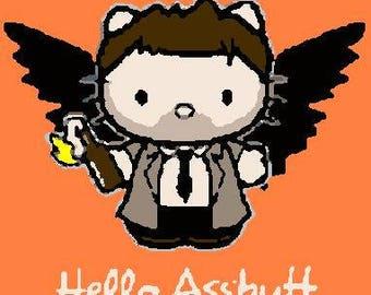 Hello Castiel