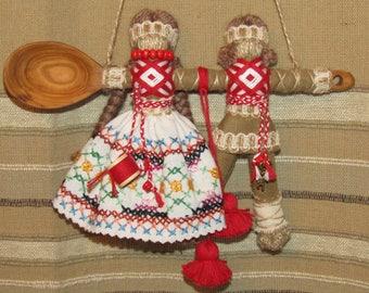 Wedding dolls Inseparable pair