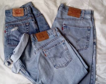 Vintage Levi's Jeans Relaxed Mom Jeans