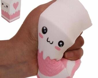 Milk carton squishies