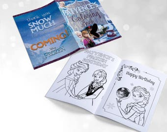 custom coloring book - Custom Coloring Book