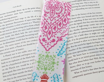 Summery Cool Bookmark