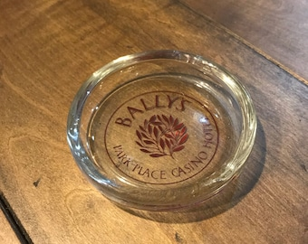 Vintage Bally's Park Place Hotel Casino Ashtray - Las Vegas Ashtray - Casino Ashtray - Ballys Ashtray