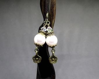 """""""Earrings"""" elegant """""""
