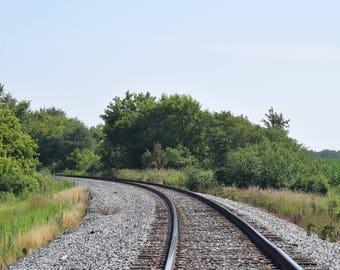 Railroad Curve