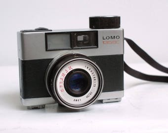 Lomo 135 BC Spring motor mechanical Russian camera - Original LOMO 35 mm camera!