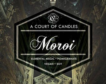 Moroi Limited Edition - Soy Wax Candle 9oz - Vampire Academy