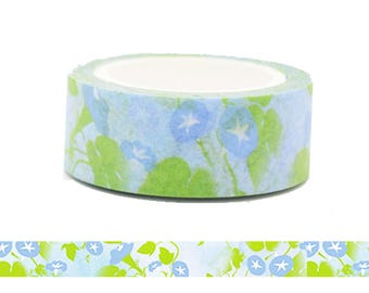 Happy Flower Land Washi Tape