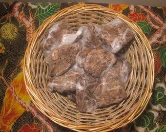 Raw African Black Soap (Organic, Natural)
