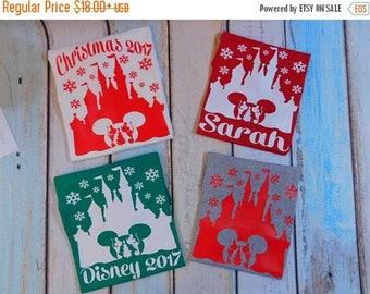 ON SALE Very Merry Christmas shirts ,Disney Christmas, Disney family shirts, Christmas shirts, Family matching shirts, Disney christmas,
