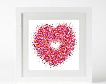 Heartfelt - Framed Prints