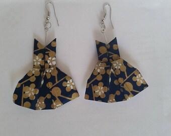 Dress earrings