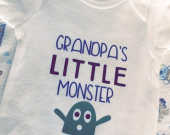 Grandpas little monster !