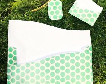 Floral Handmade Envelope Set