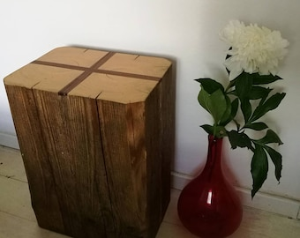 Wooden coffee table or Sitting cube