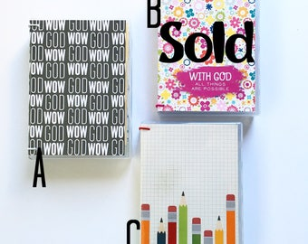 Go God Packed Notebook Nook Collection