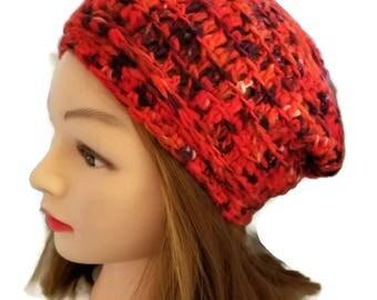 Child's Merino Slouch Hat