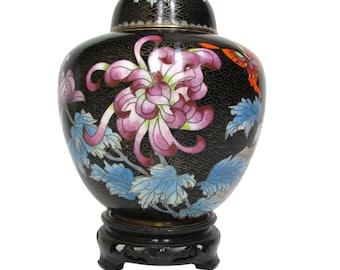 Cloisonné Vase