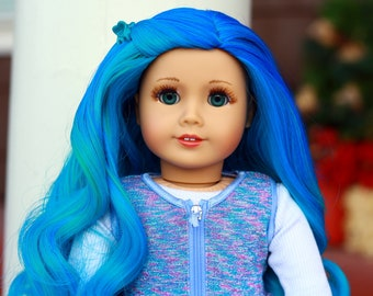 Stunning OOAK American Girl Doll Custom Repaint